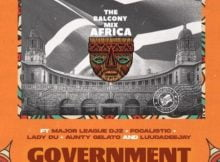 Government - The Balcony Mix Africa ft. Major League, Focalistic, Lady Du, Aunty Gelato & LuuDadeejay mp3 download free