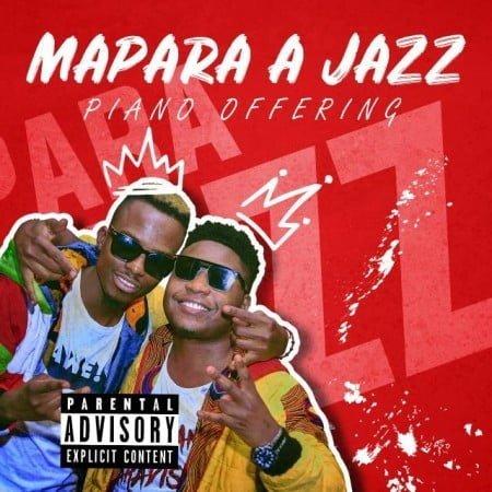 Mapara A Jazz - Piano Offering Album zip mp3 download free 2021 zippyshare datafilehost