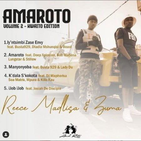 Reece Madlisa & Zuma – iJob iJob ft. Josiah De Disciple mp3 download free lyrics