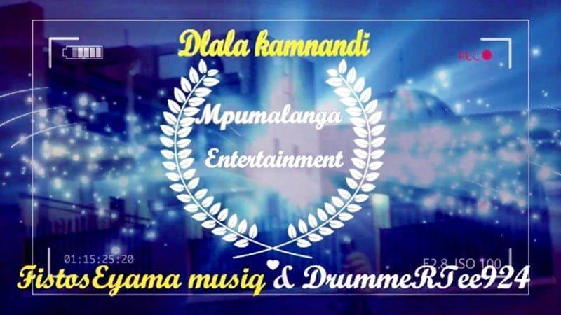 FistosEyama MusiQ & DrummeRTee924 - Dlala kamnandi mp3 download free lyrics