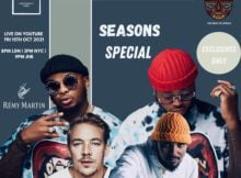 Major League – Amapiano Balcony Mix Live with Major Lazer (S3 EP9) mp3 download 2021 free